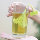Eiffel tower silicone tea infuser