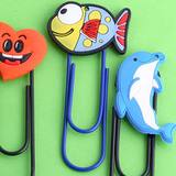 Fish silicone bookmark